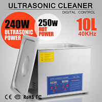 Branson EC Electronic Cleaner Ultrasonic Cleaner - 1 Quart | eBay