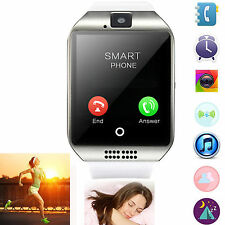 Bluetooth Smart Watch Phone For Samsung Galaxy S8 S7 Edge S6 Note 5 4 J5 J7