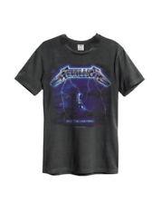 Metallica Regular Size Amplified for Men