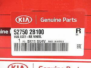 52750-2B100 Kia Sorento Hyundai Sante Fe Rear Hub Bearing Assy NEW OEM