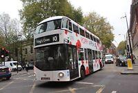 LT174 LTZ1174 London United 6x4 Quality London Bus Photo