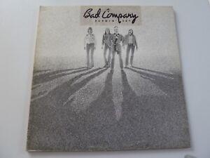 BAD COMPANY - BURNIN' SKY LP ISLAND 9123018 ORIG EX FR 1976 UK HEAVY PROG ROCK