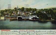 C.1910 Fishkill on Hudson Newburgh, N. Y. Vintage Postcard P52