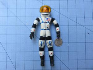 Mattel 1966 Major Matt Mason Man in Space Figure w/ Helmet No Broken Wires