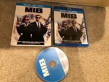 New listing Men In Black International ( Blu-ray + Case w/ Artwork + Slip cover )