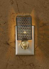 Grater Night Light by Park Designs - Iron & Wood