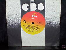 "BARBRA STREISAND A STAR IS BORN - AUSTRALIAN 7"" 45 VINYL RECORD"