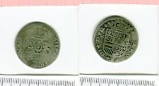 Espagne 2 reales Charles III Barcelone Argent