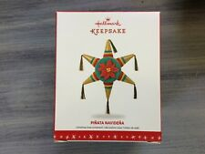 HALLMARK 2016 PINATA NAVIDENA KEEPSAKE CHRISTMAS ORNAMENT MINT NEW