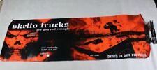 RARE skelto Skateboard Camion poster anni 2000