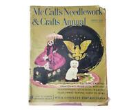 Vintage McCall's Needlework & Crafts Annual Magazine Volume II 1951