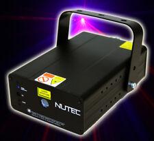 DJ LASER LIGHT disco club karaoke stage lighting firefly professional, red blue