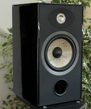 PAIR SPEAKERS FOCAL ARIA 906 ARIA906 HIGH GLOSSS BLACK BRAND NEW ! WARRANTY PAIR
