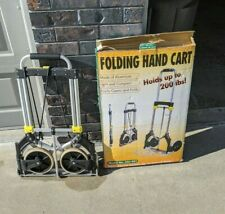 Jaclean Folding Hand Cart USJ-401