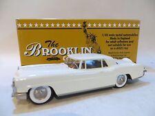 Brooklin modelos. BRK 11a-Lincoln Continental 1957-Crema. Excelente/En Caja.