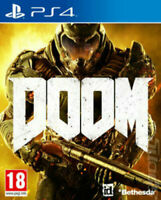 Doom (PS4) MINT Condition - Same Day Dispatch via Super Fast Delivery