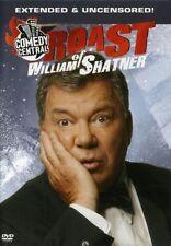 Comedy Central Roast of William Shatner Uncensored! [New DVD] Full Frame, Unce