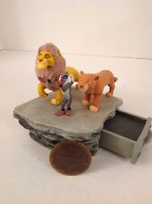 RARE Disney The Lion King 10th Anniversary Statue Figurine Watch Holder Sculptur