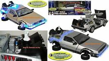 Diamond Select 1/15 Scale Back to the Future II DeLorean Exclusive Vehicle NIB
