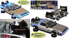 Diamond Select 1/15 Scale Back to the Future II DeLorean Exclusive Vehicle NIB