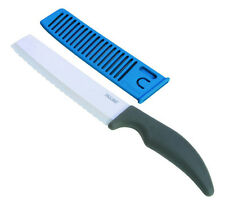 Jaccard Advanced Ceramic 6 Inch Stay Sharp Bread Bagel and Tomato Knife | 200966