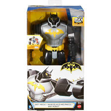 Batman Unlimited: Robot vs Mutanti - Bat Robot 30 cm Deluxe - Mattel DPH10