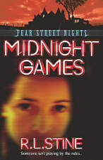 Midnight Games by R. L. Stine (Paperback, 2006)