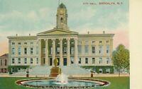BROOKLYN NY – City Hall