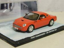 James Bond 1:43 Ford Thunderbird From The Film Die Another Day