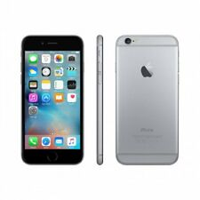 APPLE IPHONE 6 16GB GREY + ACCESSORI + SPEDIZIONE + GARANZIA 12 MESI Grado A/B