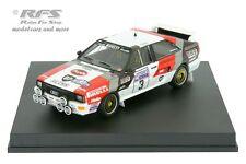 Audi Quattro-RAC Rally 1983-blomqvist/Cederberg - 1:43 Trofeu 1609