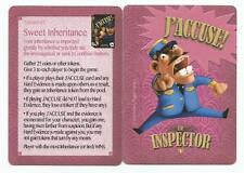 J'Accuse! The Inspector - Sweet Inheritance Promo Card Variant #2