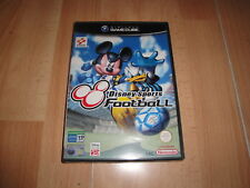 DISNEY SPORTS FOOTBALL DE KONAMI PARA LA NINTENDO GAME CUBE NUEVO PRECINTADO