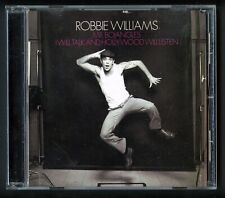 Robbie Williams ‎– Mr. Bojangles / I Will Talk and Hollywood Will Listen CD Maxi