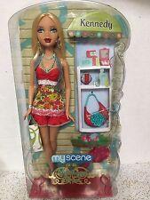 Barbie My Scene Kennedy Doll Boutique Street Rare