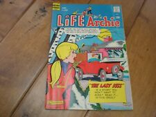 Life with Archie #120 (1958 Series) Archie Comics VF+