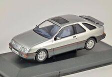 FORD SIERRA XR4i in Silver 1/43 scale model CORGI Vanguards