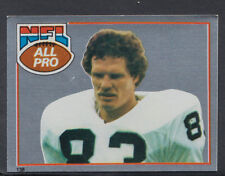 Topps 1981 American Football Sticker No 138 - Ted Hendricks (T383)