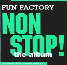 CD - Fun Factory - Nonstop! - The Album - A42