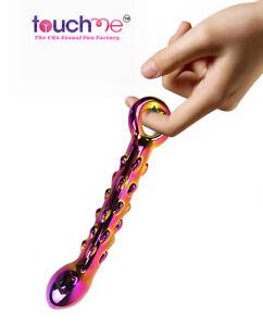 Iridium Glass Anal Dildo: Sex Toy Make Great Gifts: 25% Off 365 Sale