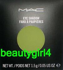 MAC Cosmetics Pro Pan Palette Refill Eye Shadow Eyeshadow LIME NIB