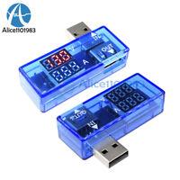 5V USB Digital Bluetooth Dual LED Current Voltage Voltmeter Power Detector