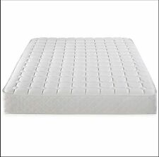 """QUALITY 8"""" KING SIZE COIL SPRINGS FIRM MATTRESS IN A BOX bedroom furniture sleep"""