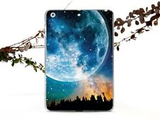 Moon Tablet Case For iPad Pro 12.9 9.7 10.5 2017 Night Forest iPad Mini 5 Air 3