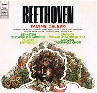 Beethoven: Seiten Bekannte / Eugene Ormandy Leonard Bernstein - LP