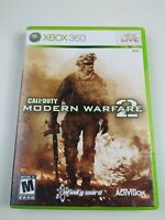 Call of Duty: Modern Warfare 2 XBOX 360 Shooter (Video Game)