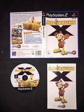 PS2 Moorhuhn X OVP Sony Playstation 2 #PS2#00724