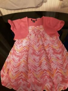 Girls Age 4-5 Years - Lovely Pretty Pink Summer Top Brand New Without Tags
