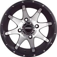 Sedona - A7627015-52S - Front/Rear - Storm Wheel, 12x7 - 5+2 Offset - 4/115`