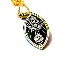 OTO LAMEN TALISMAN SOLID BRASS Rosicrucian AA Aleister Crowley Occult Magick